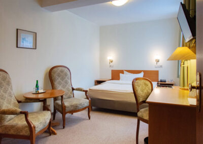 Hotelzimmer in der Altstadt Wetzlar