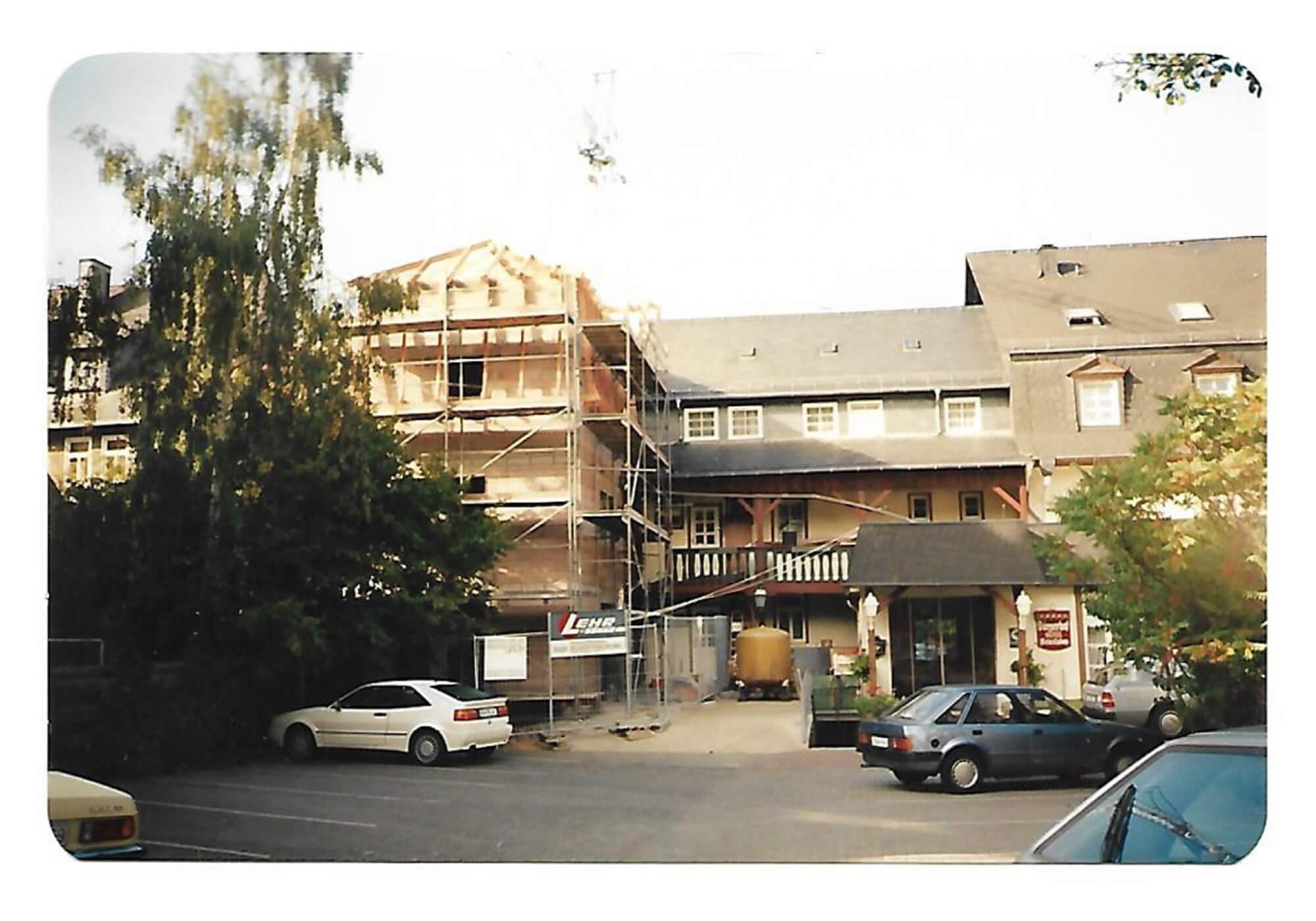 Geschichte des Bürgerhof Wetzlar