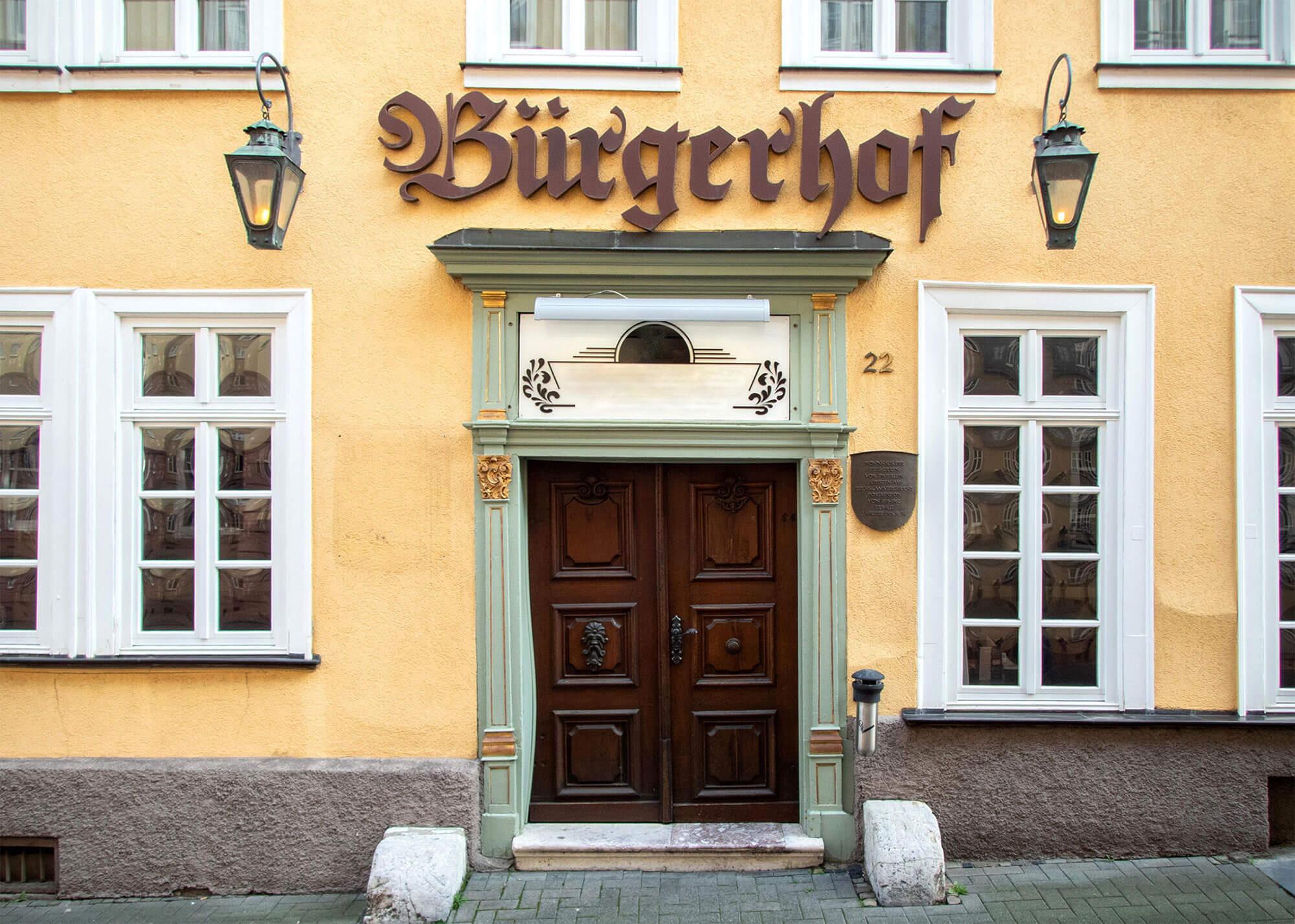Hotel in der Altstadt Wetzlar